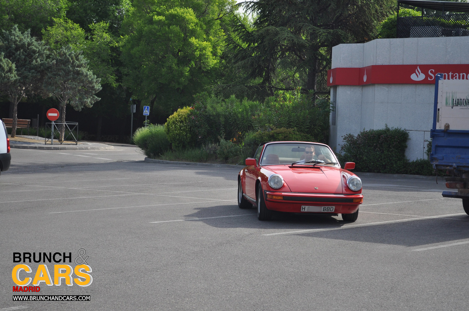 Brunch and Cars Madrid - Round 7