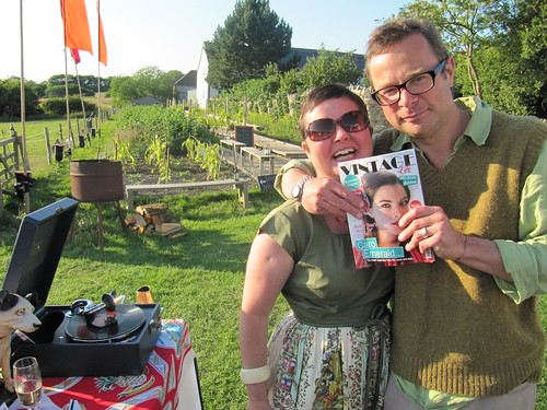 Vintage Life Magazine with Annabel and Hugh2 | by It's a Wind-Up!