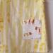 Baby girl easy wear dress - yellow
