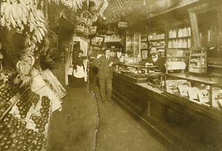 PhC_166_3 Interior of the Dughi Store, | by State Archives of North Carolina