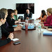 UN Women Executive Director Michelle Bachelet meets with Anne Hidalgo, First Deputy Mayor of Paris
