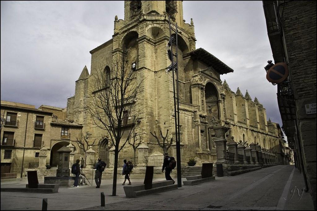 Viana, Navarra - Camino de Santiago