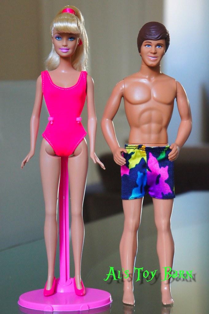 history of barbie informative speech