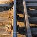 Karkamış, railway brigde, details tracks