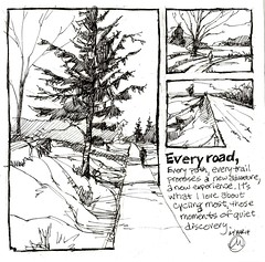 every road by azorch