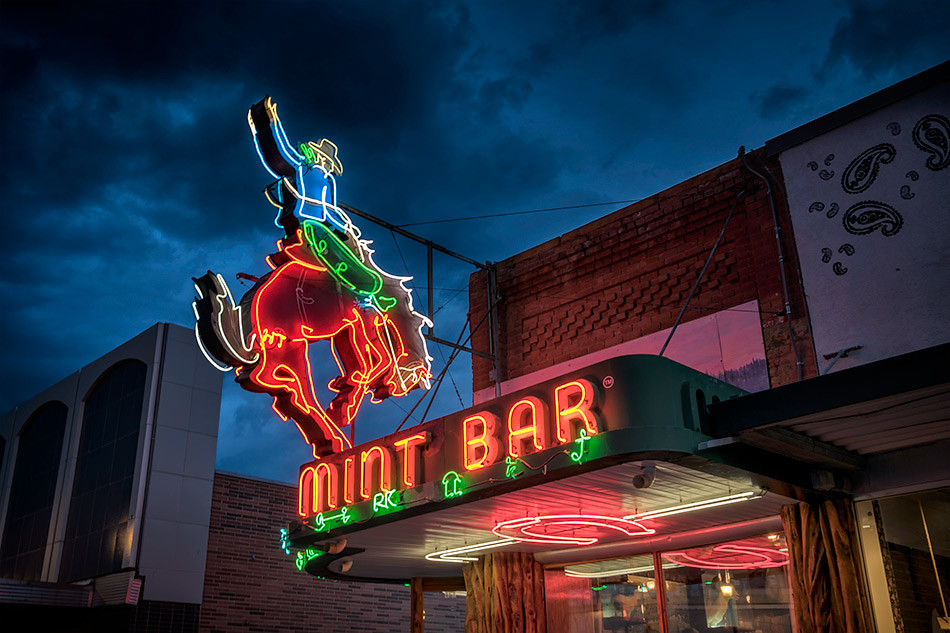 Mint Bar, Sheridan, WY