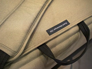 Event Messenger 250 Back Side | by Lowepro