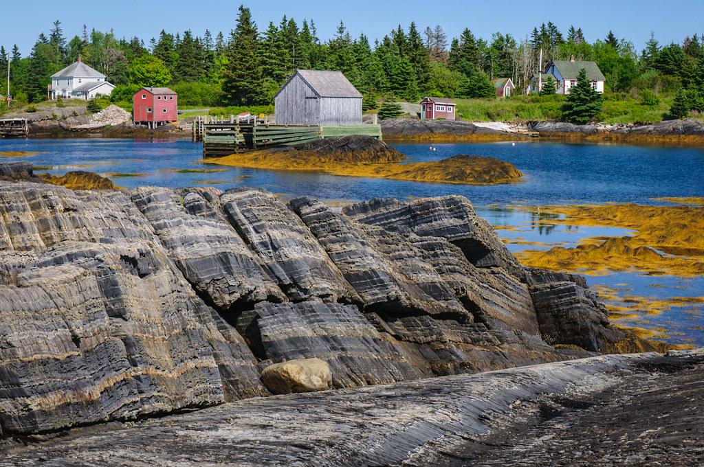 Lunenburg Nova Scotia >> Blue Rocks, Nova Scotia | The tiny, picturesque community of… | Flickr