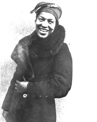 Portrait of Zora Neale Hurston: Eatonville, Florida | by State Library and Archives of Florida