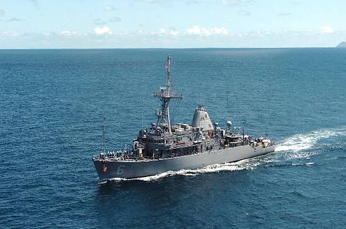 MANAMA, Bahrain (NNS) -- The U.S. Navy has 276 ships manned by the 322,390 active Sailors.
