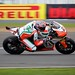 Camier at Silverstone