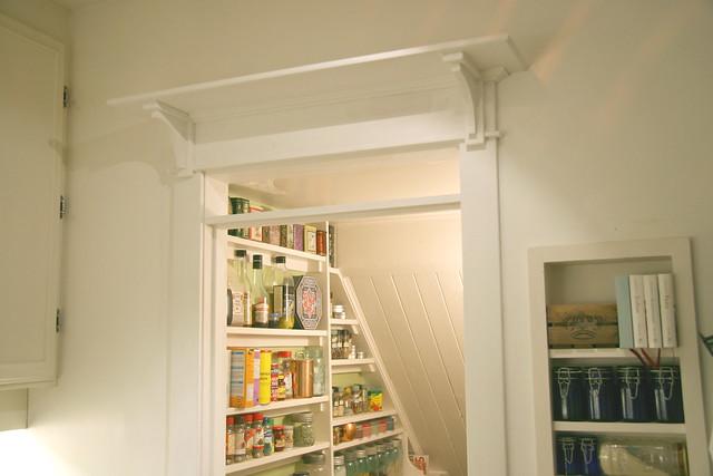 Shelf Over The Door Over The Door Shelf In The Kitchen
