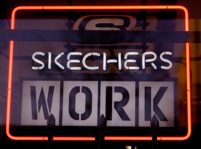 Skechers For Work Women S Dighton Bricelyn Work Shoe