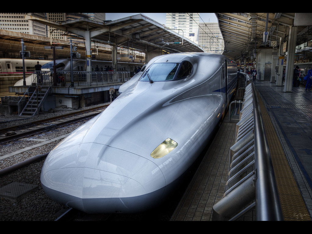 how to book kyoto bullet train to tokyo