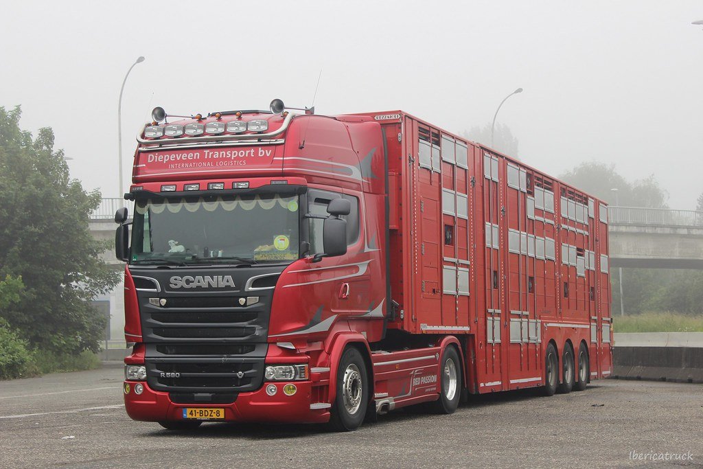 netherland diepeveen transport scania ibericatruck flickr. Black Bedroom Furniture Sets. Home Design Ideas