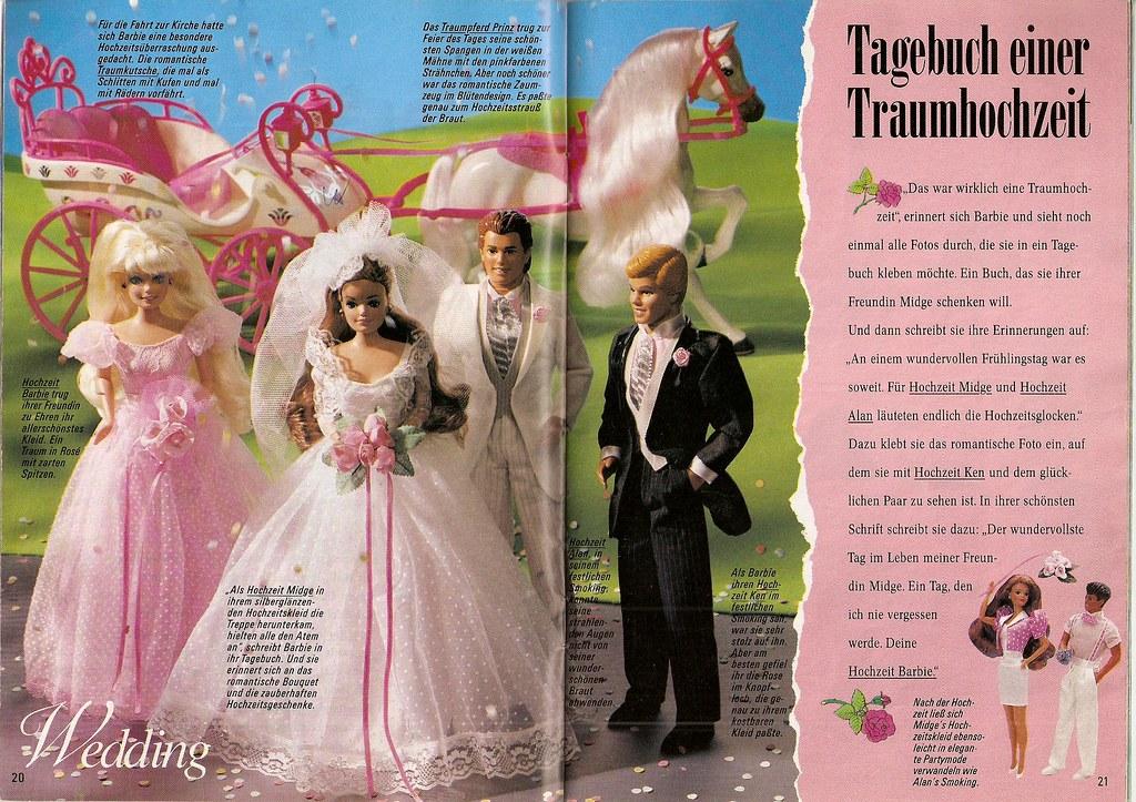 Barbie Journal Herbst Winter 1991 S 20 21 Gothic Anja Flickr