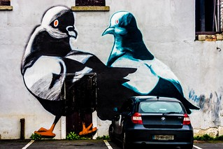 Street Art & Graffiti (Francis Street area Of Dublin) | by infomatique