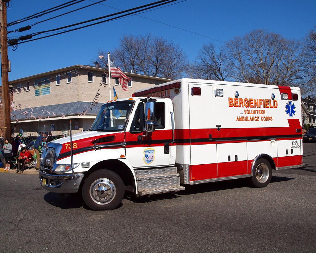 Ambulance nj