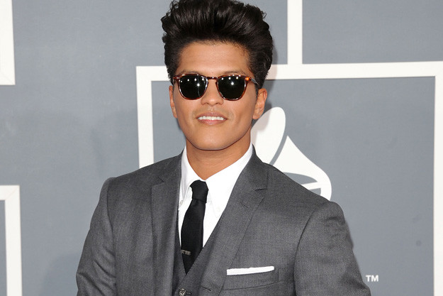 Does Bruno Mars  K Magic Tour Have An Open