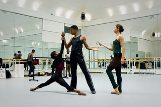Ballet Black in rehearsals for Storyville © Zarina Holmes & The Ballet Bag/ROH 2012 | by Royal Opera House Covent Garden