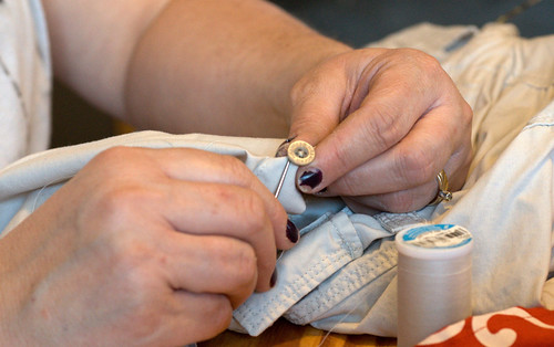 Learn Basic Sewing Skills (96/365) | by trenttsd