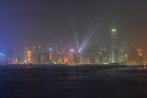Hong Kong | by >michael