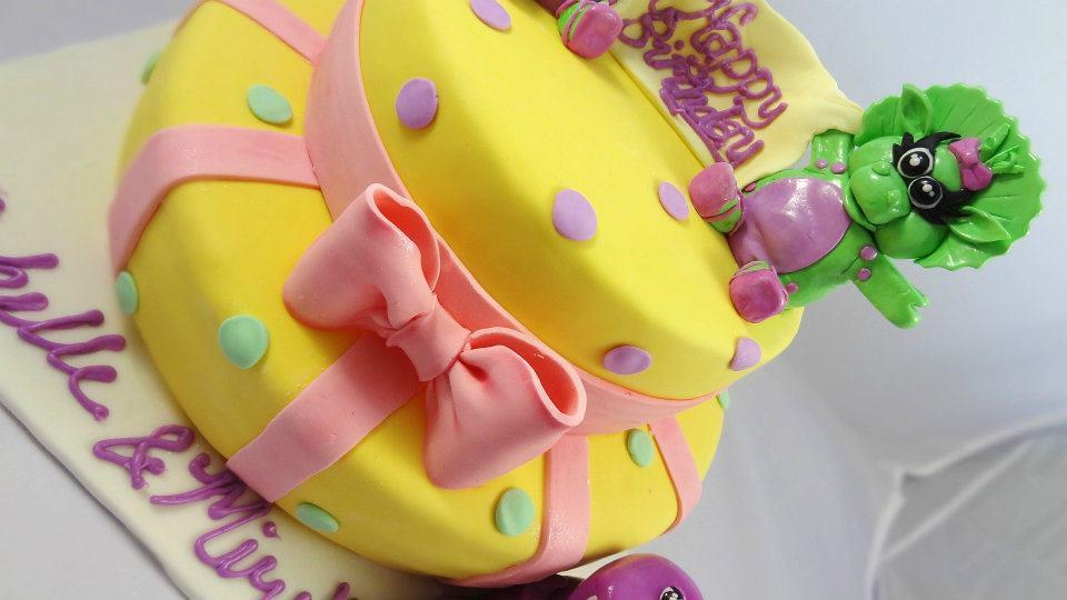 Barney 1st Birthday Cake Twins 39 1st Birthday Barney