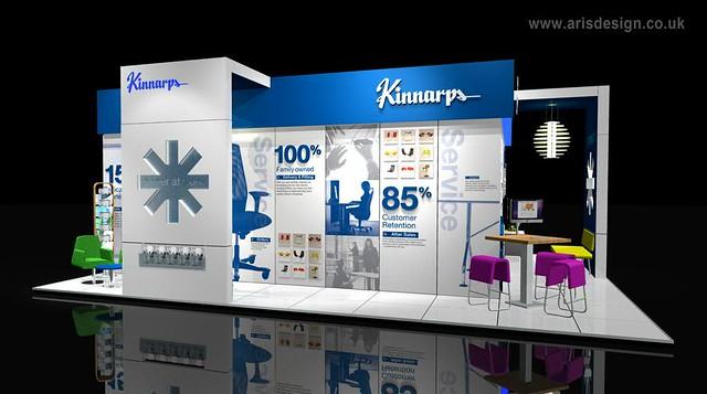 Exhibition Stand Design App : Aris design exhibition stand for more