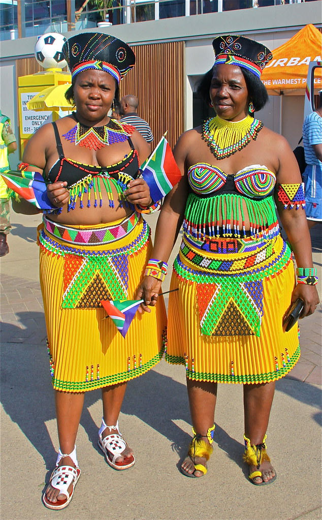 What to wear to a south african themed party