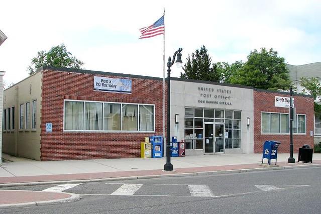 Egg Harbor City Nj Post Office Flickr Photo Sharing