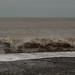 Waves Along Saints' Rest Beach, Saint John