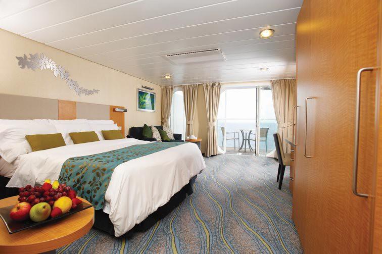 Royal Caribbean Oasis Of The Seas Balcony Stateroom