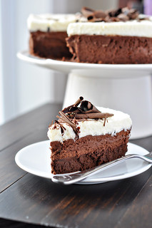 Triple Chocolate Mousse Cake | by Courtney | Cook Like a Champion