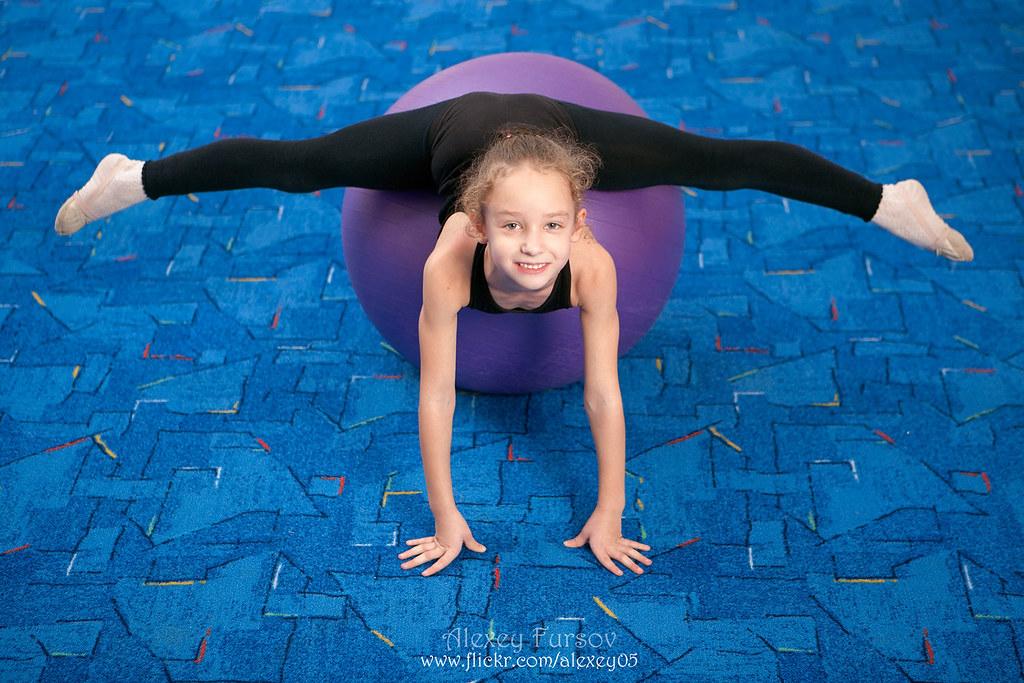 photos of single girls gymnastics № 151037