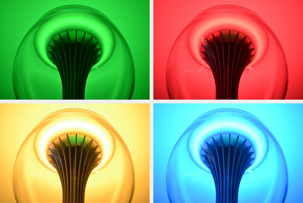 Lampe Philips Living Color Romain Tissot Flickr