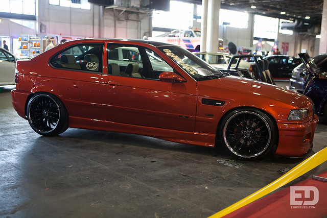 bmw e36 compact budapest tuning show 2012 by. Black Bedroom Furniture Sets. Home Design Ideas