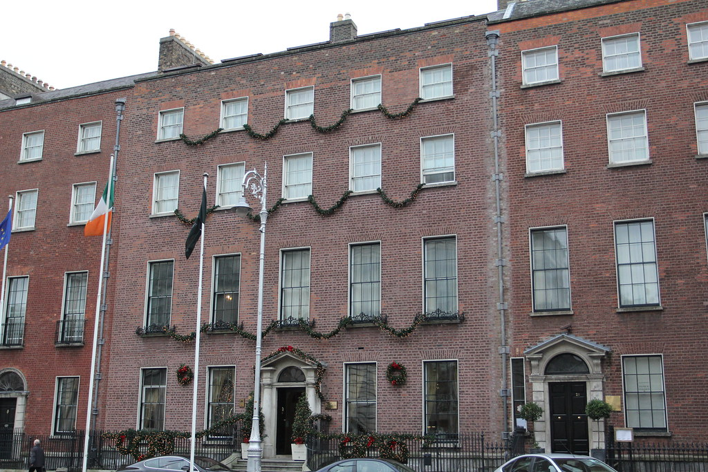 Merrion Hotel Dublin Restaurant