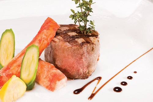 Filet Mignon on Regent Cruise Ship | by TheLuxuryCruiseCo