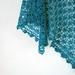 my Laguna shawl