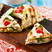 Grilled Avocado & Chicken Quesadillas