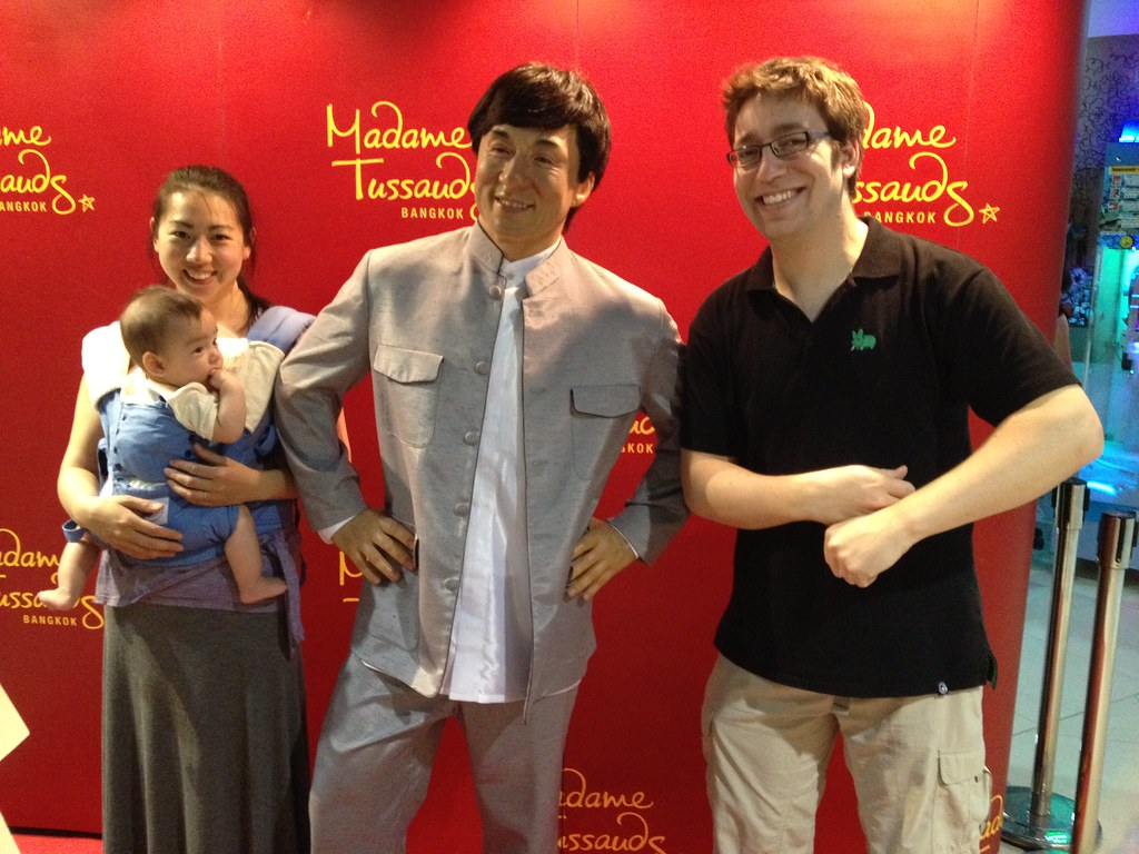 jackie chan and his family - photo #17