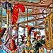 One of my favorite things! #Italian #Carousel in #florence! #travel