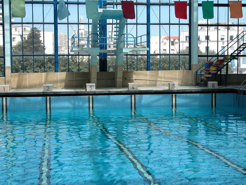 Groupe la que la piscine yves jalabert flickr for Piscine yves nayme