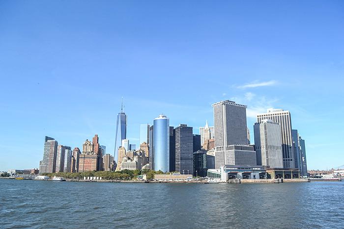 Staten Island New Jersey Ferry