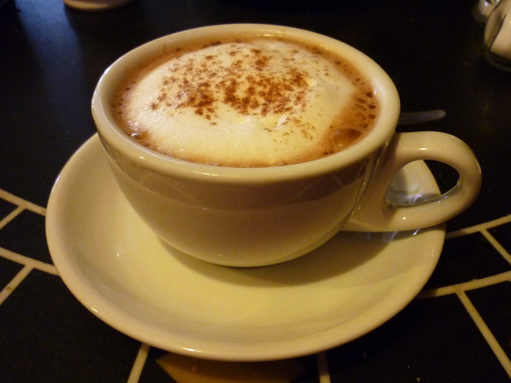 Hot Chocolate | The perfect hot chocolate? Taken at Ye Olde ...