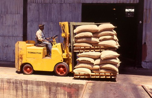A Look Back: Breakbulk Cargo | by JAXPORT