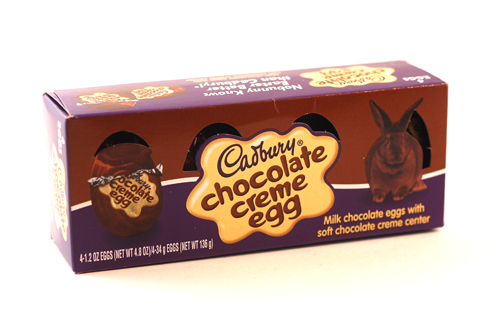 Cadbury Chocolate Creme Egg | by princess_of_llyr