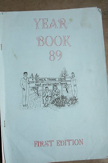 '89 Yearbook | by HMC1989
