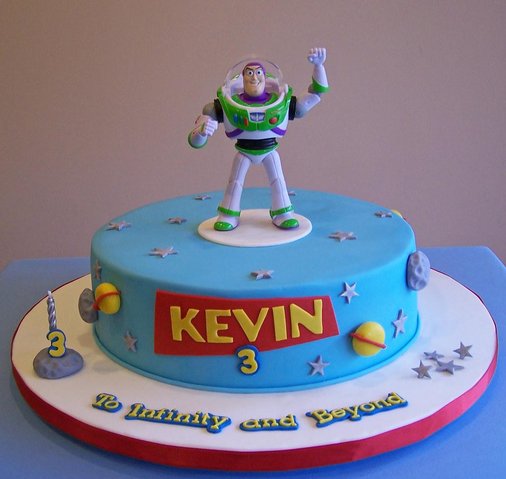 Buzz Cake Ideas
