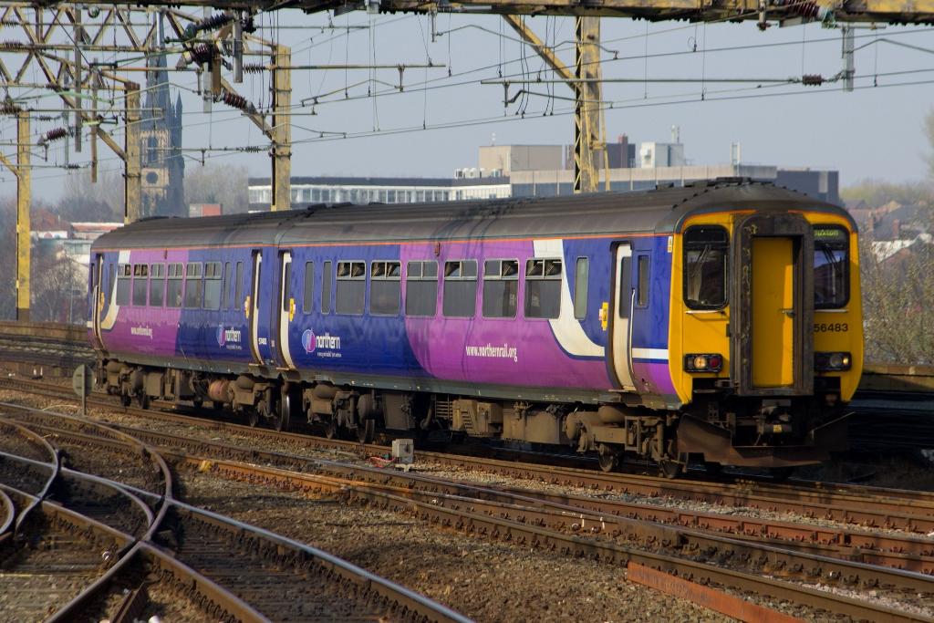 Northern Rail Class 156 DMU | Northern Rail Class 156 DMU ...